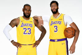 Lakers News: LeBron James, Anthony Davis to Play in Preseason Game vs.  Warriors | Bleacher Report | Latest News, Videos and Highlights
