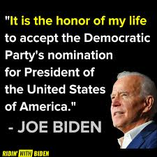 BRAVO!!! Joe Biden just tweeted this in... - Ridin' With Biden | Facebook